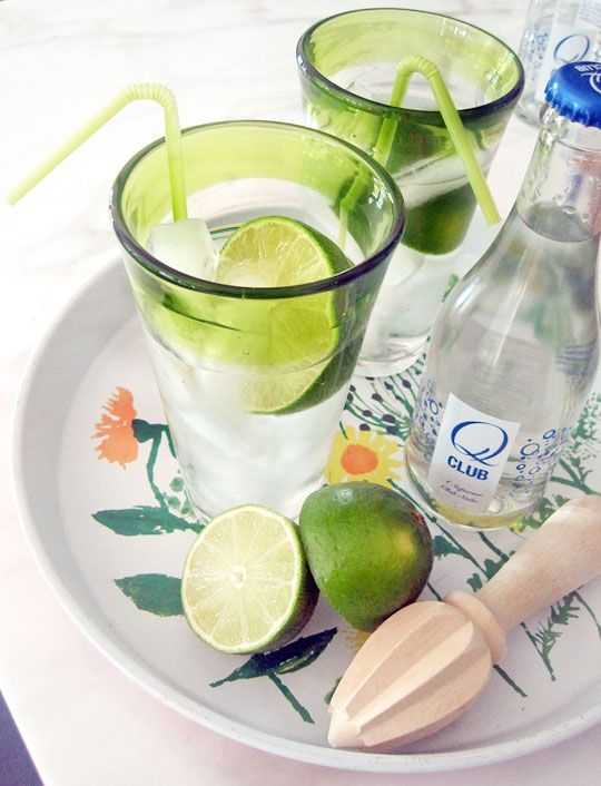 Gin Rickey: The Perfect Summer Drink
