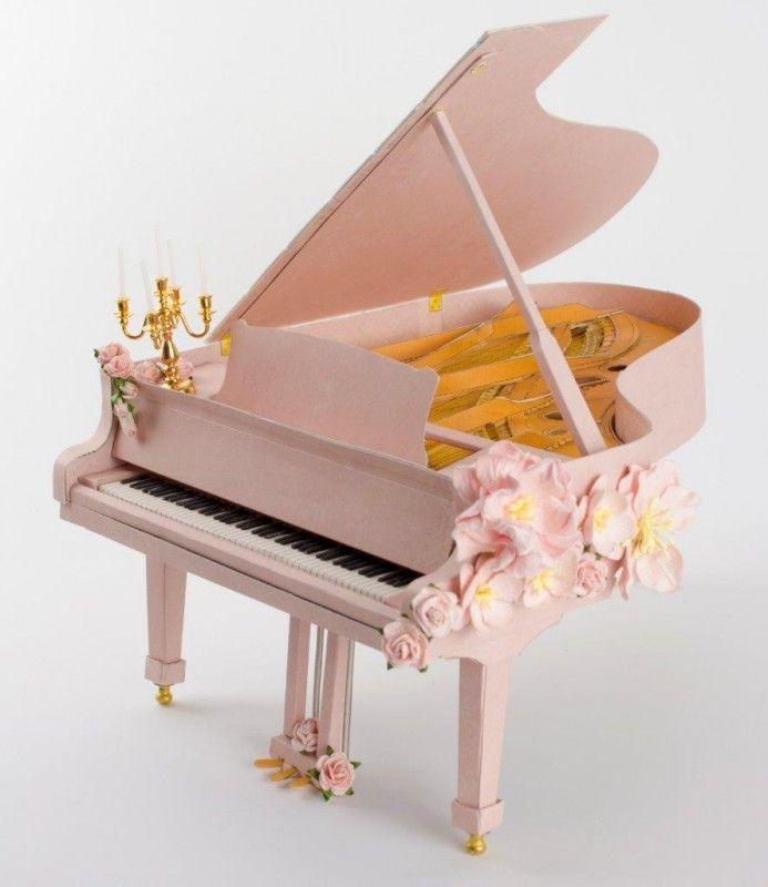Детский фортепиано своими руками