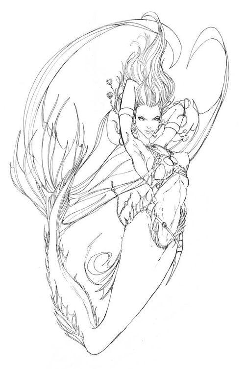 Pin By Ashley Luke On Mermaids