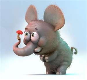 Cheer up! Amusing Cartoon Characters! | 3D Models, Website Templates ...