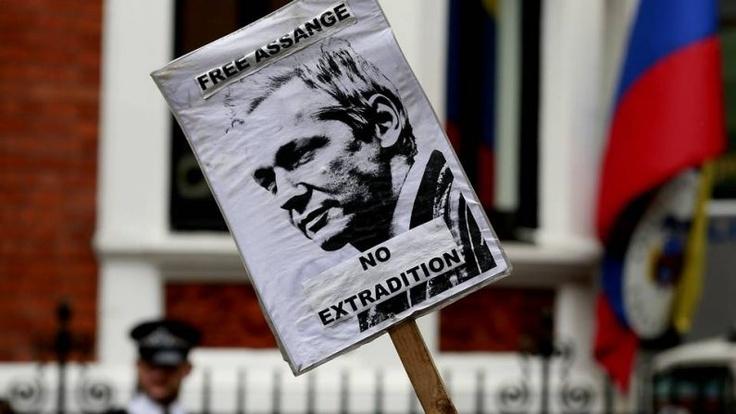 Reino Unido no concederá el salvoconducto a Julian Assange