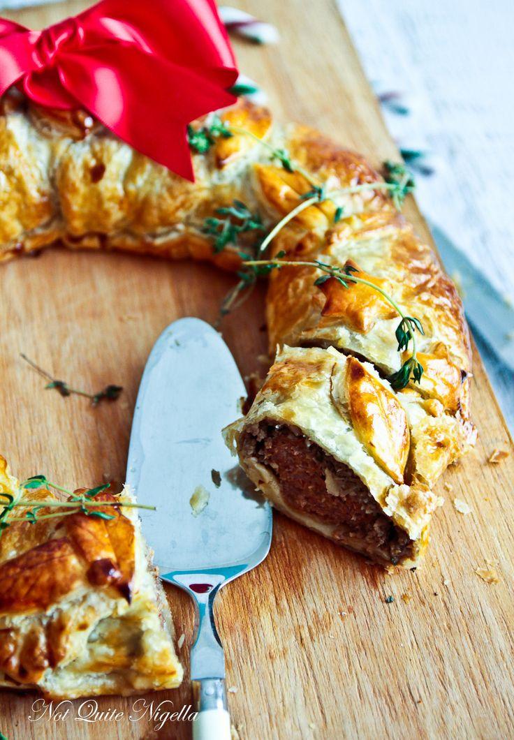 Christmas Beef Wellington | Christmas Inspirations | Pinterest