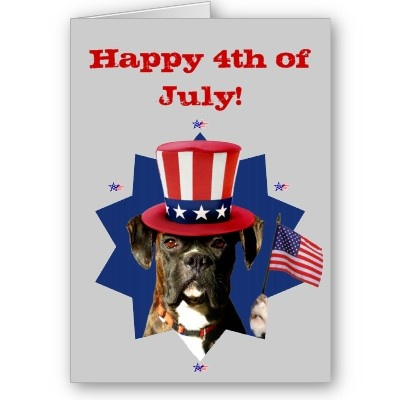 4th of july greeting cards free