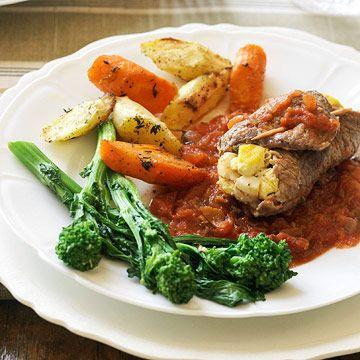 Beef Braciole   Recipe