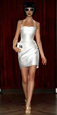 Sleek after party wedding dress wedding ideas pinterest for After wedding party dress