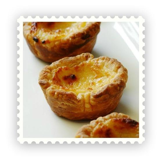 Portuguese custard tarts | Food and Recipies | Pinterest