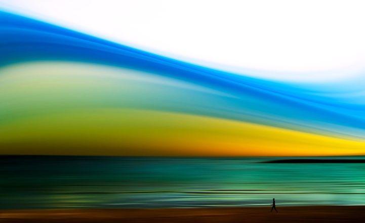 Beautiful Painterly Pictures by Josh Adamski
