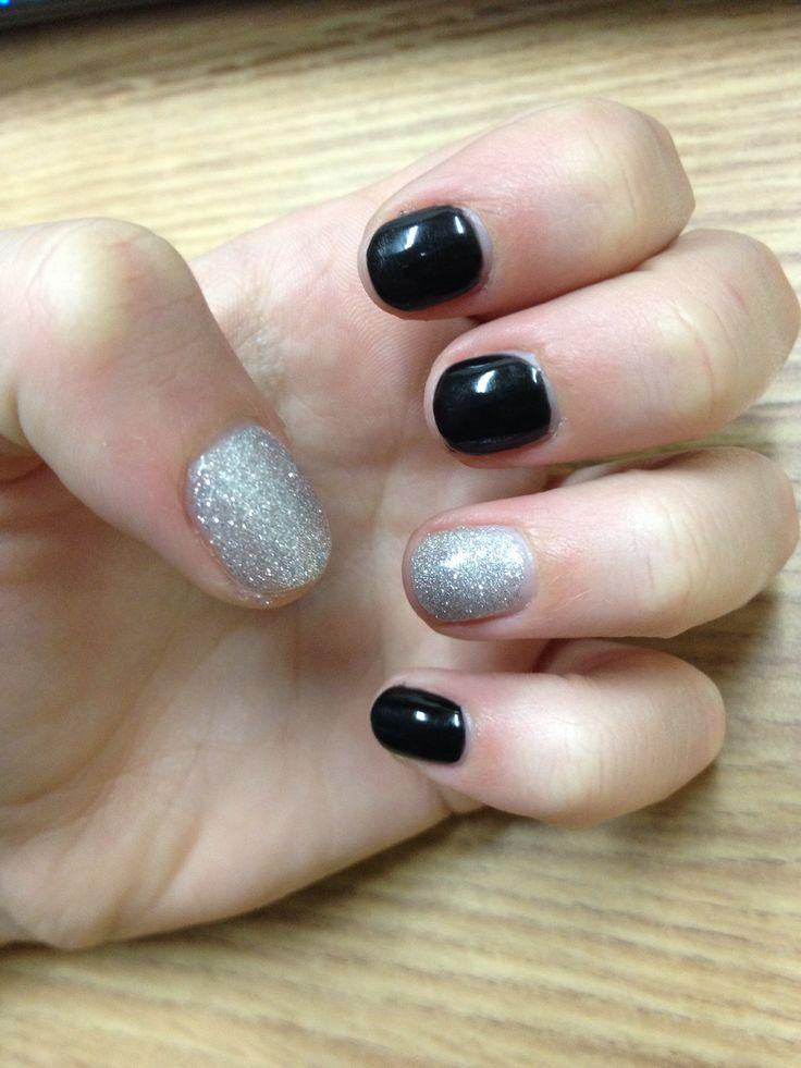 DIY gel manicure. Sally Hansen |