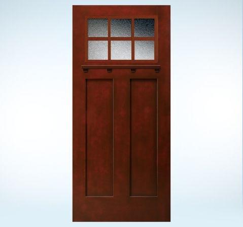 Craftsman front door house ideas pinterest - Black craftsman front door ...