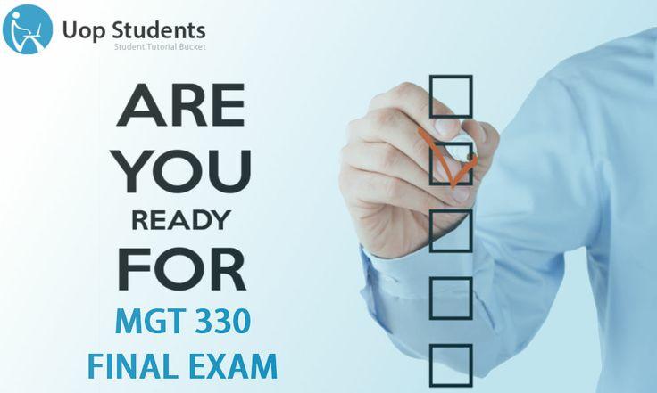 mgt 307 exam