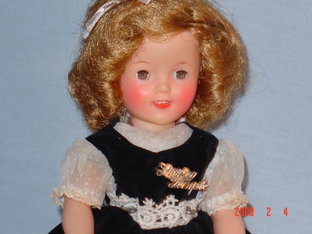 Shirley Temple Heidi Doll  Love it  LJHShirley Temple Heidi Doll