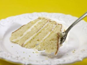 Lemon Layer Cake | Food and recipes | Pinterest