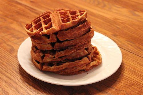 Cooking in an Hour: Brown Butter Banana Waffles, Crunchy Peanut Butter ...