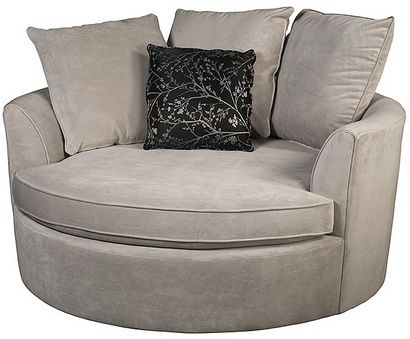 Perfect reading chair..room for two to snuggle and read together...master bedroom chair!!!