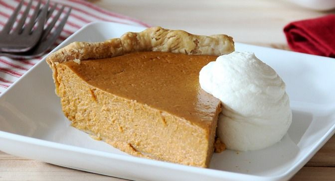 Butterscotch Pumpkin Pie : Try this new twist on an old favorite! Make ...