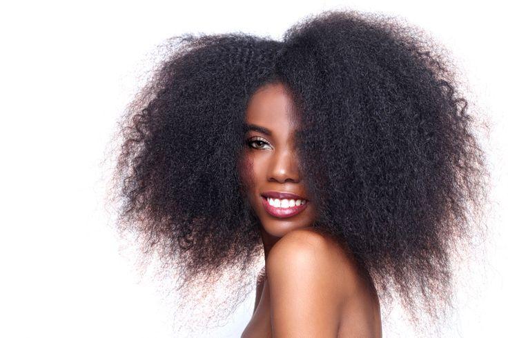 Long 4C Natural Hair