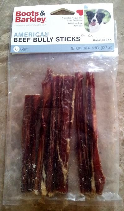 Beef Bully Sticks Product Recall! May be contaminated with Salmonella. Read more.