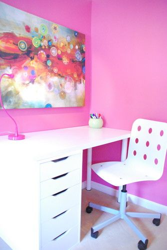 Cool artwork funky teen girl rooms design pictures for Funky girls bedroom ideas