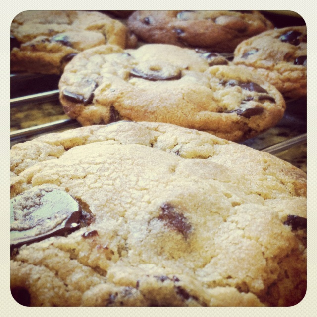 New York Times Chocolate Chip Cookies | eat, drink, and be merry | Pi ...