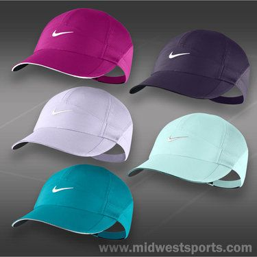 nike womens feather light hat live