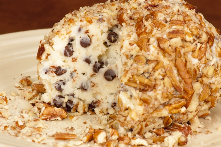 Gluten-Free Chocolate Chip Cheese Ball | Recipes for me to check out ...