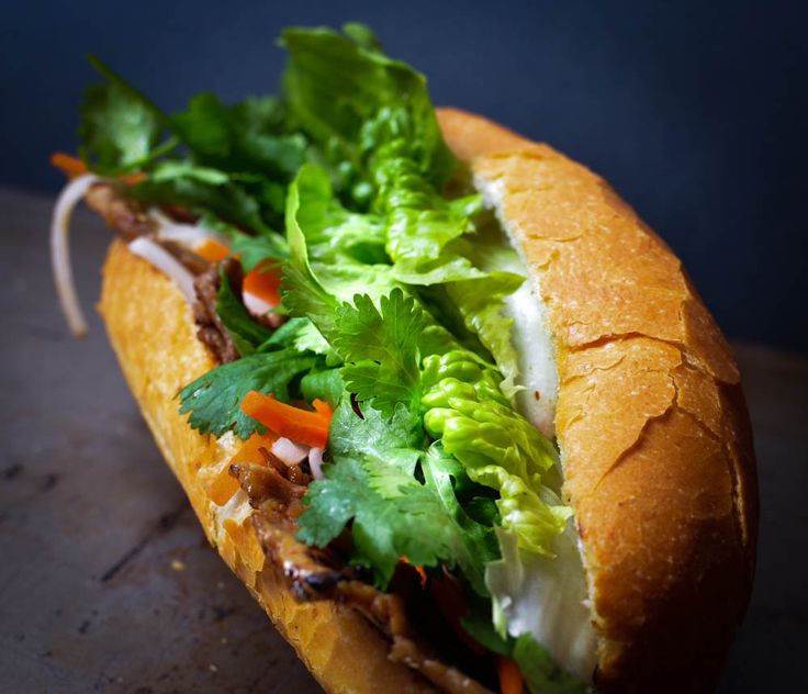 Banh Mi | Things to Make for Dinner | Pinterest