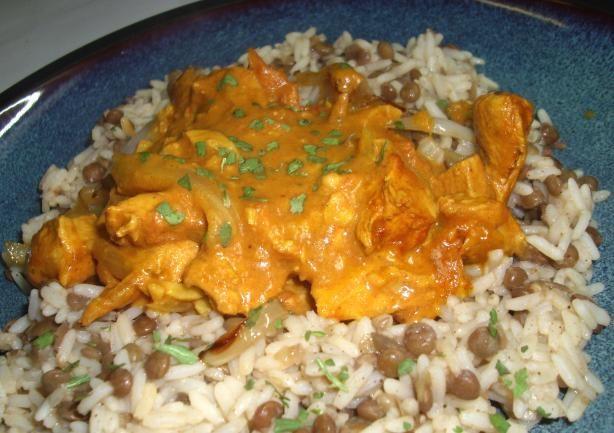 Chicken Curry in Cashew Sauce | Recipe
