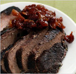 gonna try this one... Grandma's Beef Brisket in the Slow Cooker ...