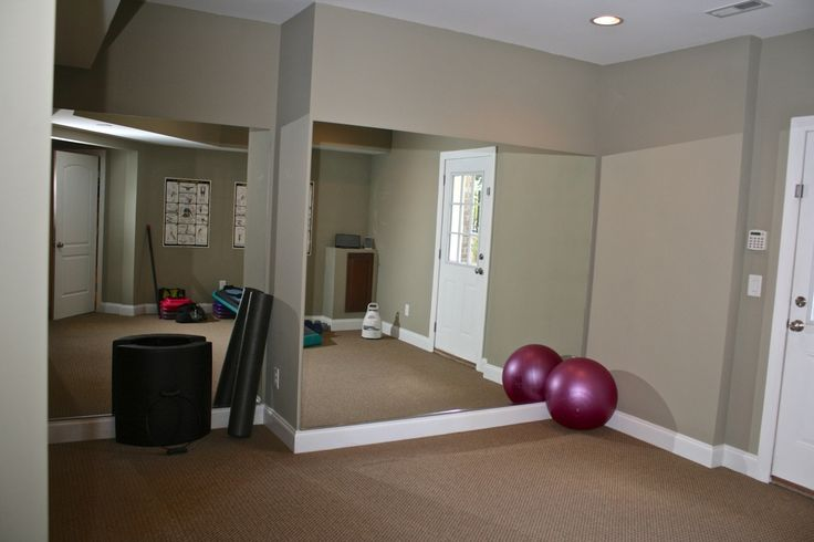 exercise room in basement 2012 wide river drive photos pinterest