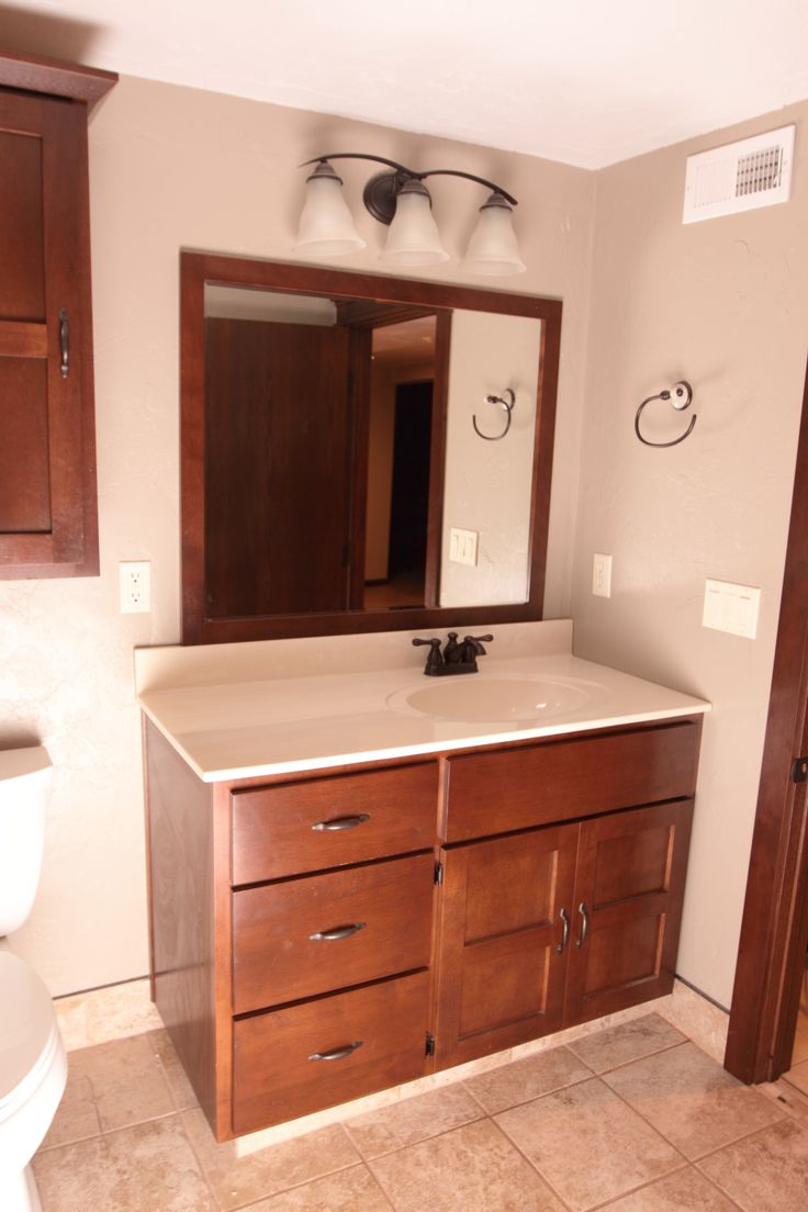 Vanity Home Bathroom Ideas Pinterest