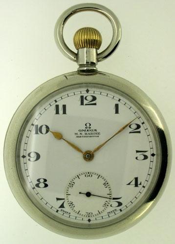 pin clock watch omega - photo #2