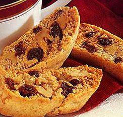 raisin walnut biscotti | FOOD cookies, breads and desserts | Pinterest