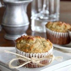 Almond Flour Zucchini Muffins | Recipes | Pinterest