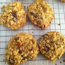 "Oatmeal Chocolate Coconut Chewy | ""Ooohhh hoo hooo. These are GOOD ..."