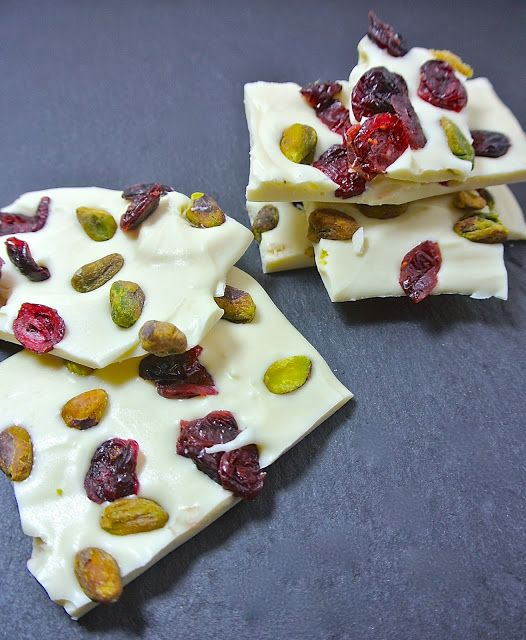 White chocolate cranberry bark | Organize your favourite recipes on ...