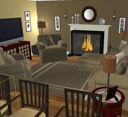 3Dream Online 3D Room Planner For Interior Design Space Planning