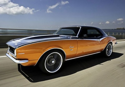 Probably the paint job EVER. | Classic Muscle Cars | Pinterest