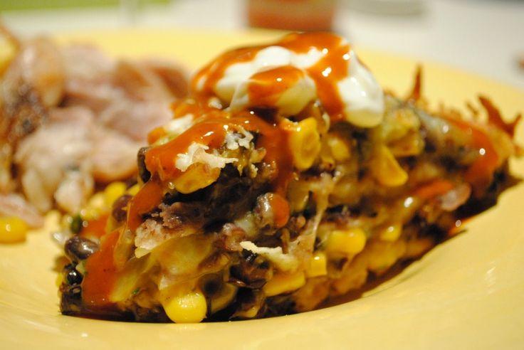 Quesadilla Casserole | Cheater Bites | Cheater Bites deliciousness ...