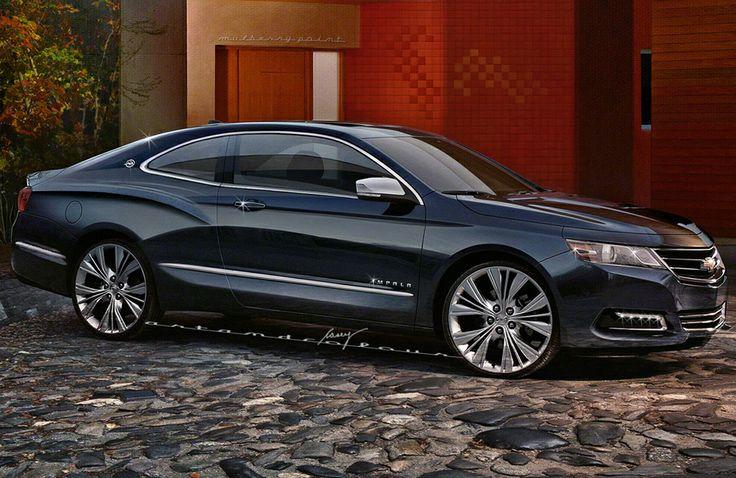 2015 Impala Coupe Sixty Concept Auto Pinterest
