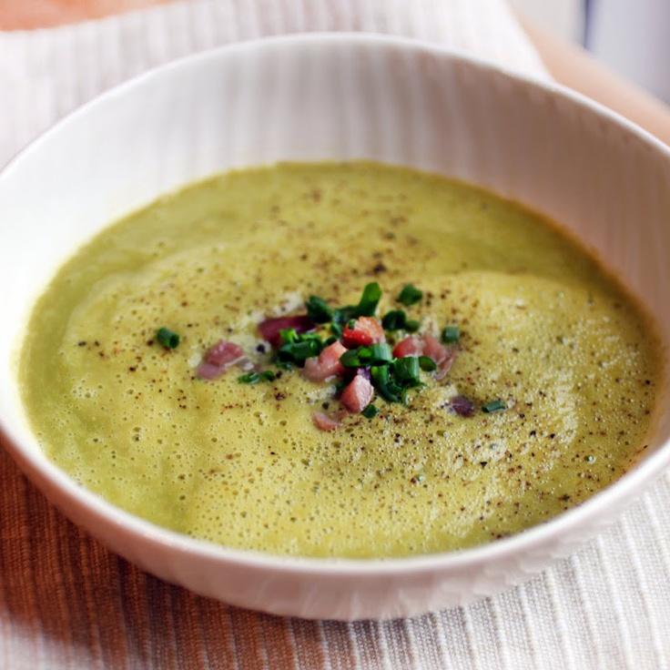 Asparagus Soup {paleo} OH MY! I absolutely love asparagus! I think I ...