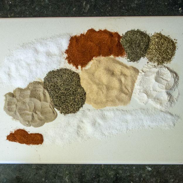 Cajun Spice Mix Recipe — Dishmaps