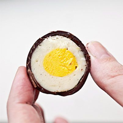 Homemade Cadbury Creme Eggs | HAPPY EASTER...THE DAY OUR LORD ARISE F ...