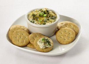 White Bean & Artichoke Spinach Dip | Appetizers | Pinterest