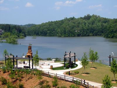 Morgan falls overlook park atl pinterest for Morgan falls