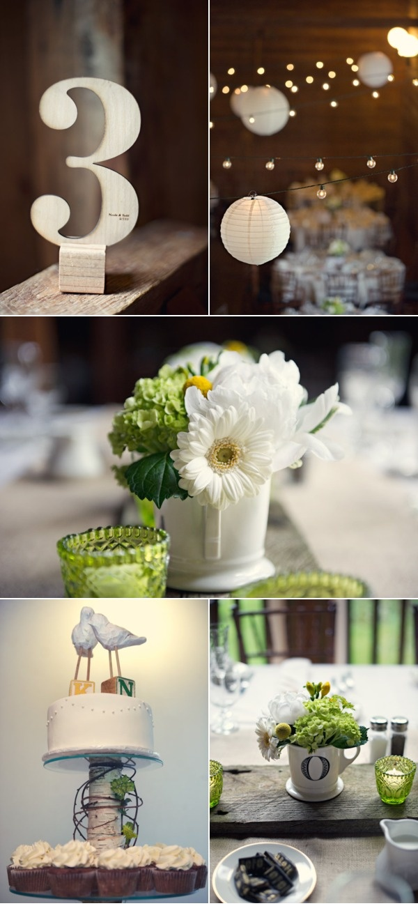 The Barns at Wesleyan Hills Wedding by Carla Ten Eyck Photograph via @Style Me Pretty #stylemepretty #laylagrayce #wedding #decoration