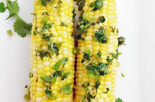 Cilantro Lime Corn Recipe — Dishmaps