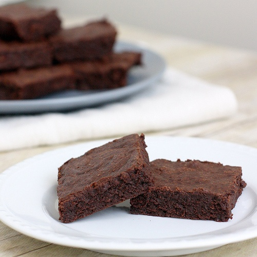 Classic Brownies | Food and Drink | Pinterest