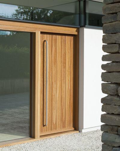 front contemporary front doors uk designs porto vertical wood