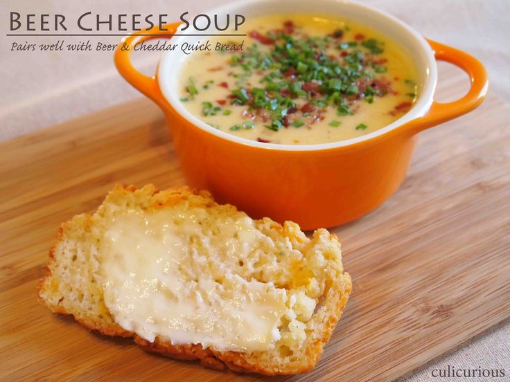 Beer Cheese Soup | Soup | Pinterest