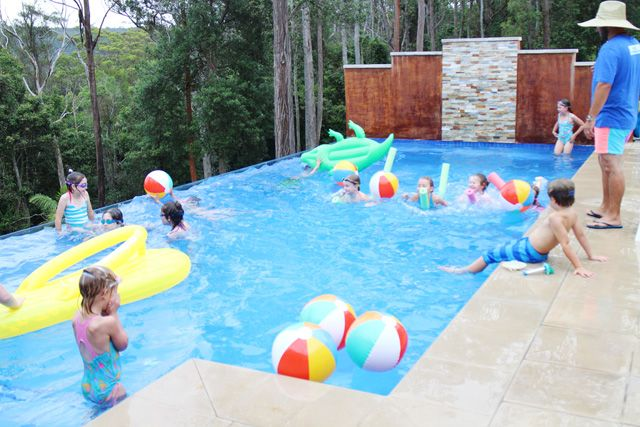 noodle race swimming race noodle  party Pinterest Birthdays pool
